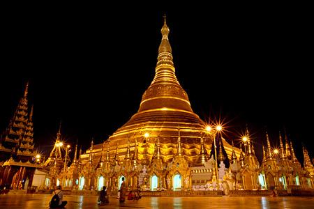 Ở Myanmar tâm linh không chỉ ở chùa tháp