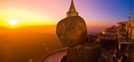 Huyền thoại tảng đá thiêng Golden Rock ở Myanmar