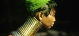 """Mãn nhãn với """"Những cô gái cổ dài"""" ở Myanmar"""