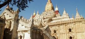 Khám phá ngôi đền tuyết trắng ở xứ Bagan