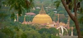 Những danh lam tuyệt vời ở Myanmar