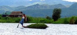 Hồ Inle địa điểm có một không hai ở Myanmar