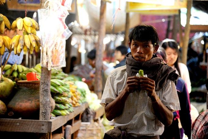 Văn hóa ăn trầu của người Myanmar